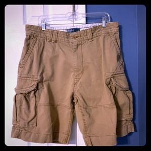 Men's Ralph Lauren Polo Cargo Shorts